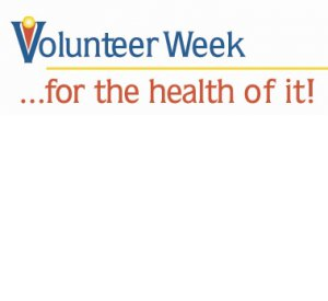 Volunteer Week 2014 Information Kits Now Available