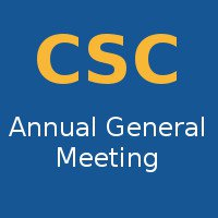 CSC's AGM and call for expressions of interest in our board